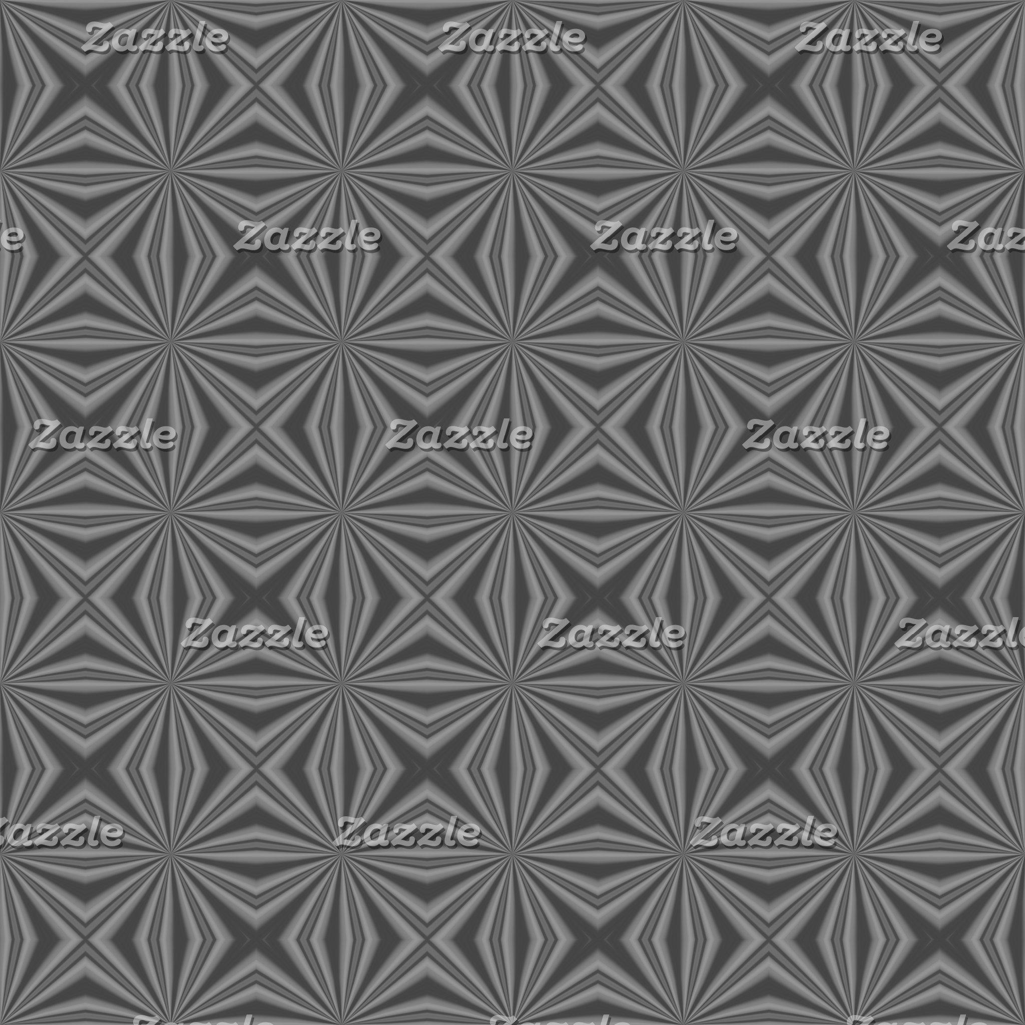 Black Squiggly Squares