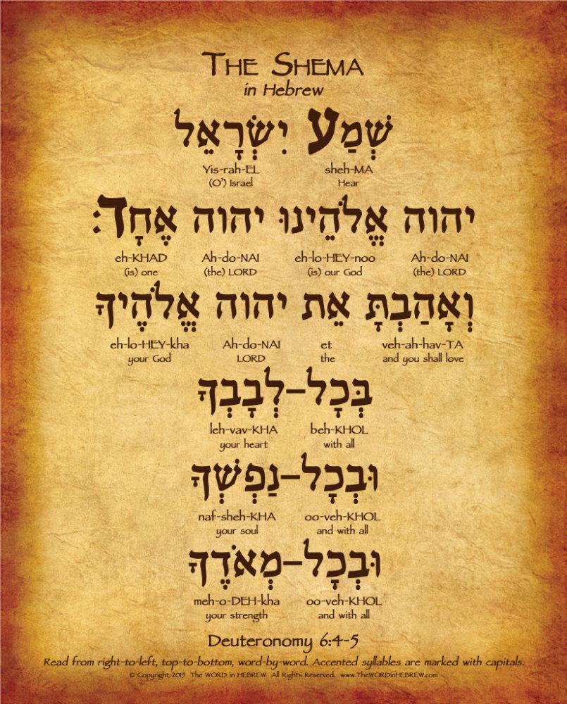 Hebrew Prints