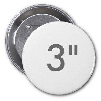 """3"""" Round Badges LARGE"""