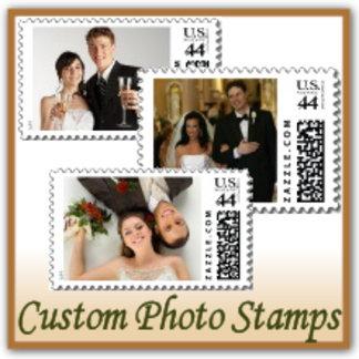 Custom Photo Stamps