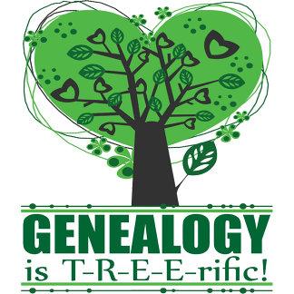 Genealogy is T-R-E-E-rific!