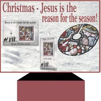 Christmas - Jesus is the Reason for the season!