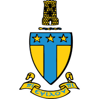 Alpha Tau Omega Color Crest