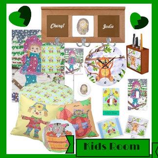 Children's room accessories