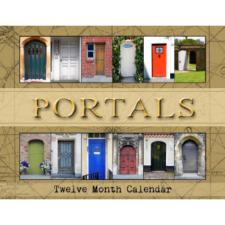 Portals Door Calendar