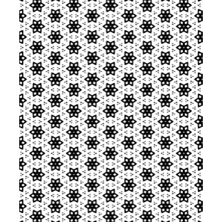 Black & White Patterns | Hexagons III