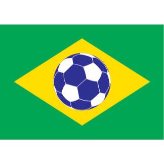 Brazilian Football Flag
