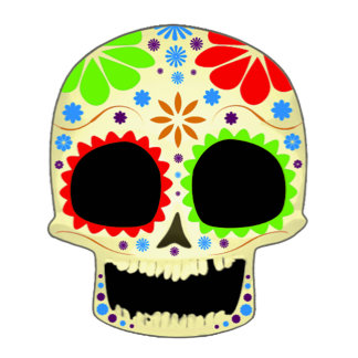 Day of the Dead - Sugar Skulls