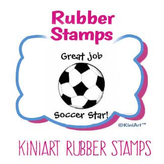 KiniArt Rubber Stamps