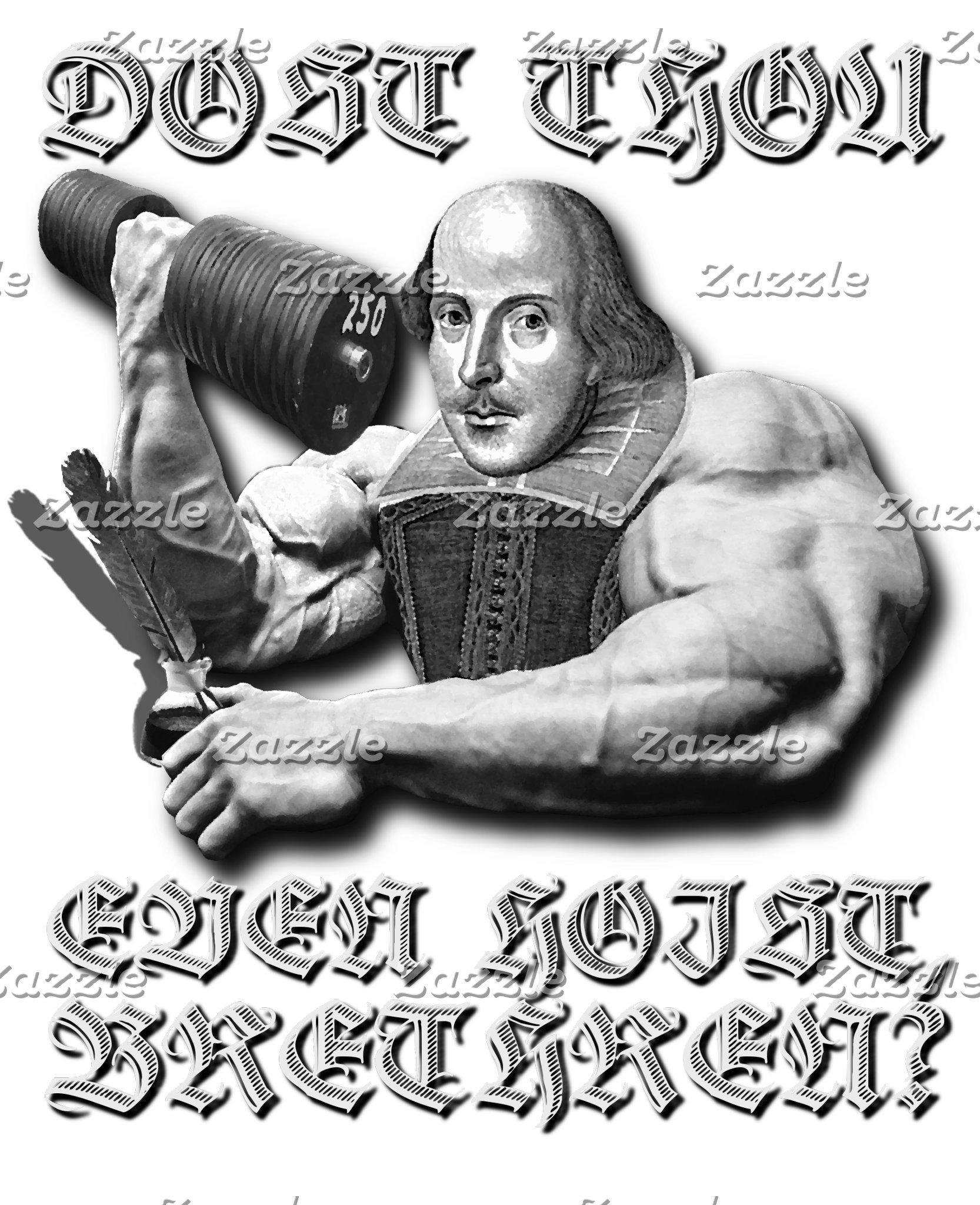 Shakespeare B/W