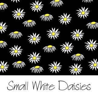 Small White Daisies