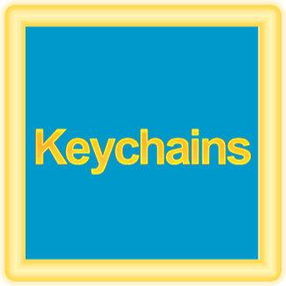 Trinidad and Tobago Keychains