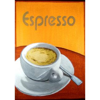 Vintage Espresso Coffee