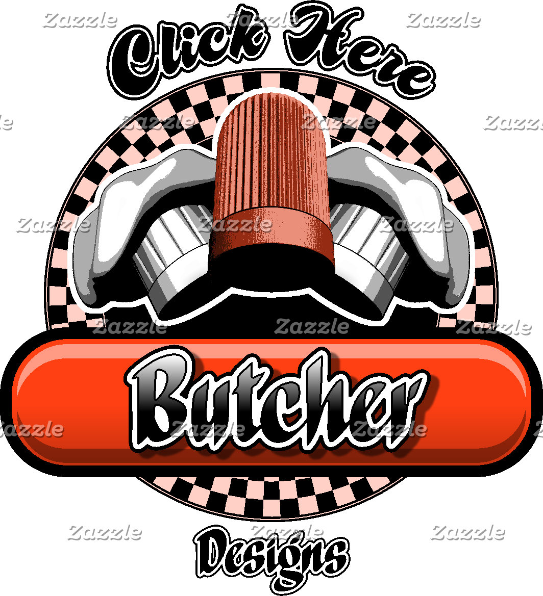 7. Butcher: Meat Cleavers
