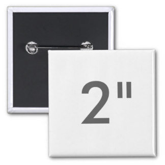 "2"" ZAZZLE Badges SQUARE"