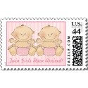 Twins Postage Stamps | Triplets Stamps