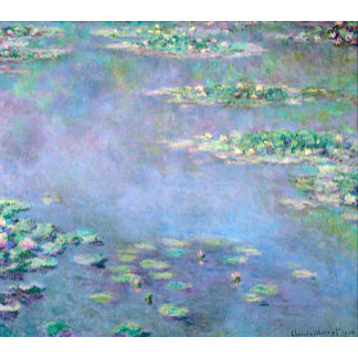 Fine Art Water Lily Office