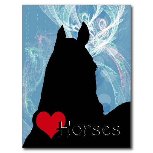 Heart Horses I