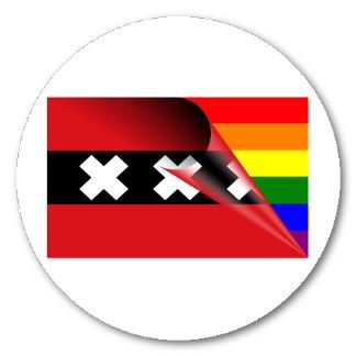 Gay Pride City Flags