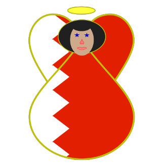 Bahraini Angel Flag