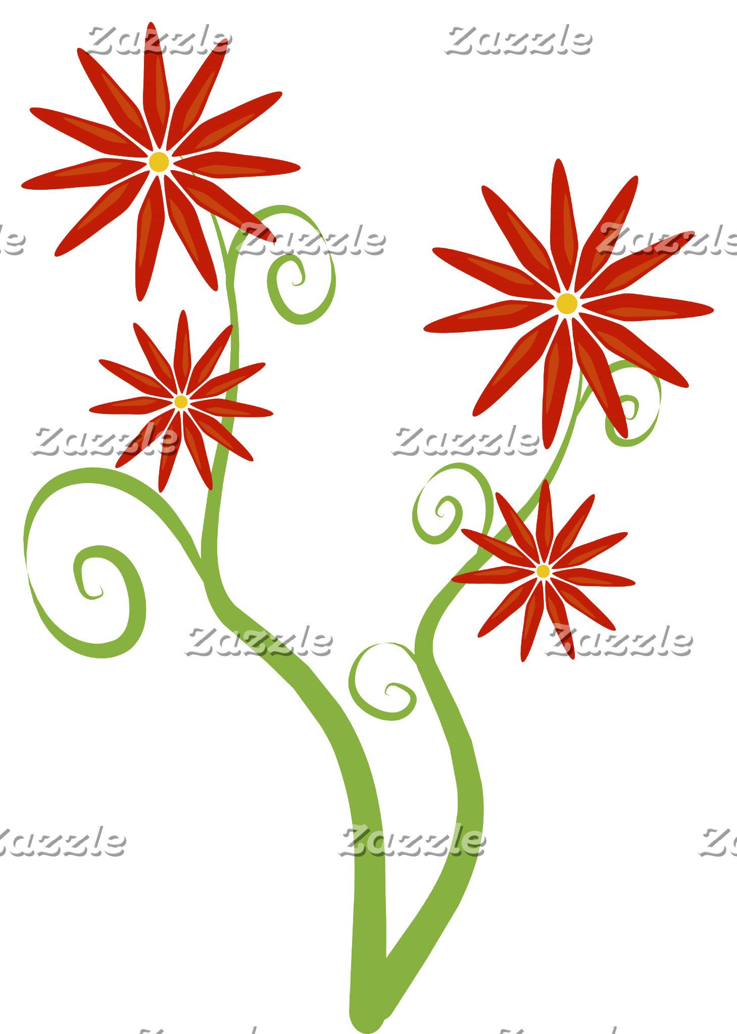 ► Floral design