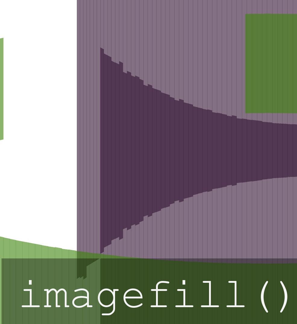 imagefill() Designs