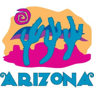 Arizona Desert Blue