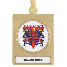 Black Belt Gifts