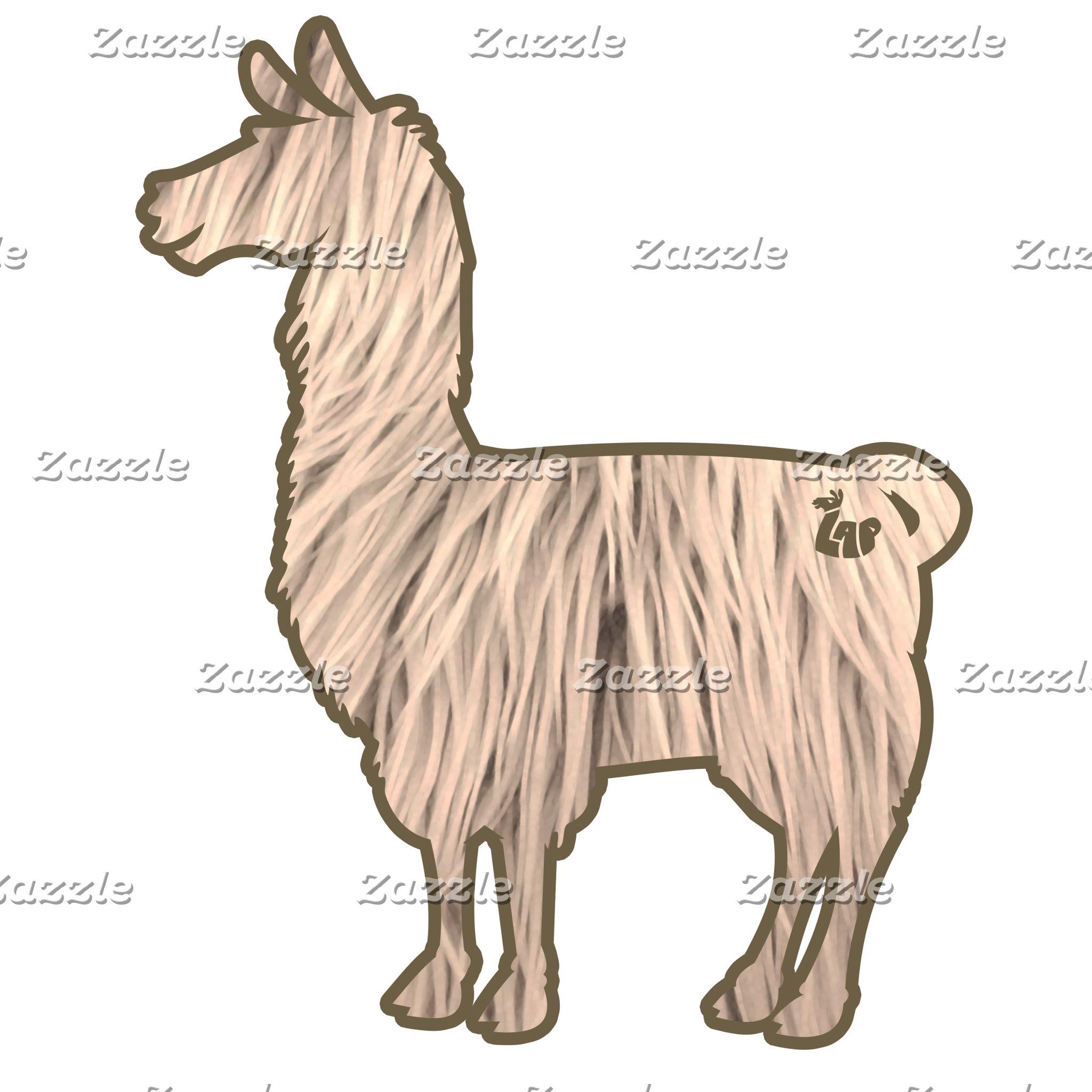 Furry Llamas
