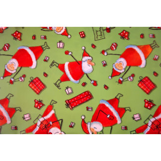 My Custom Christmas Wrapping Paper