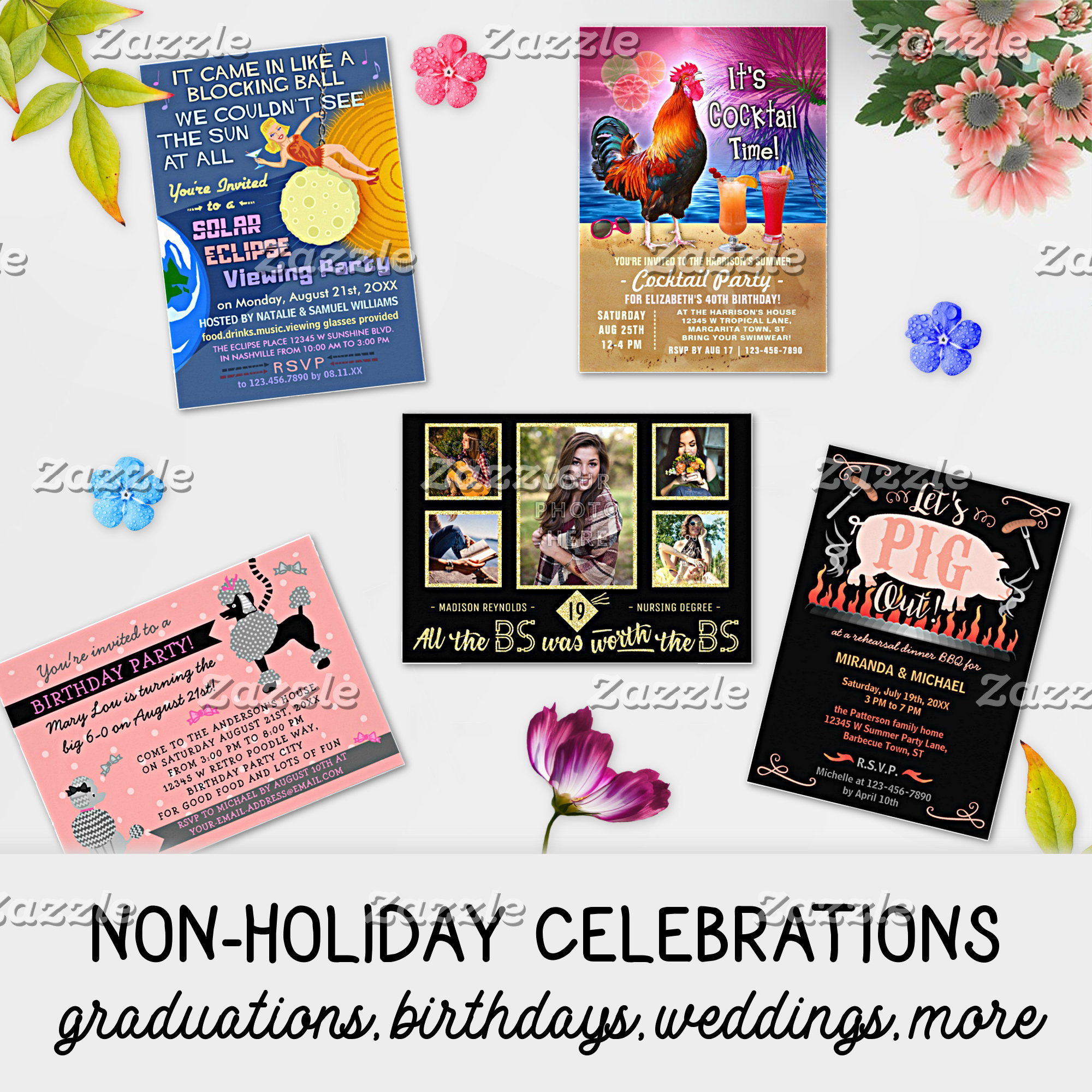 NON-HOLIDAY CELEBRATIONS
