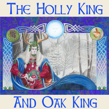 The Oak King and Holly King