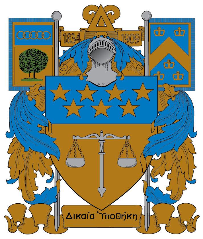 Delta Upsilon Coat of Arms