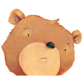 CloseUp of Big Brown Bear