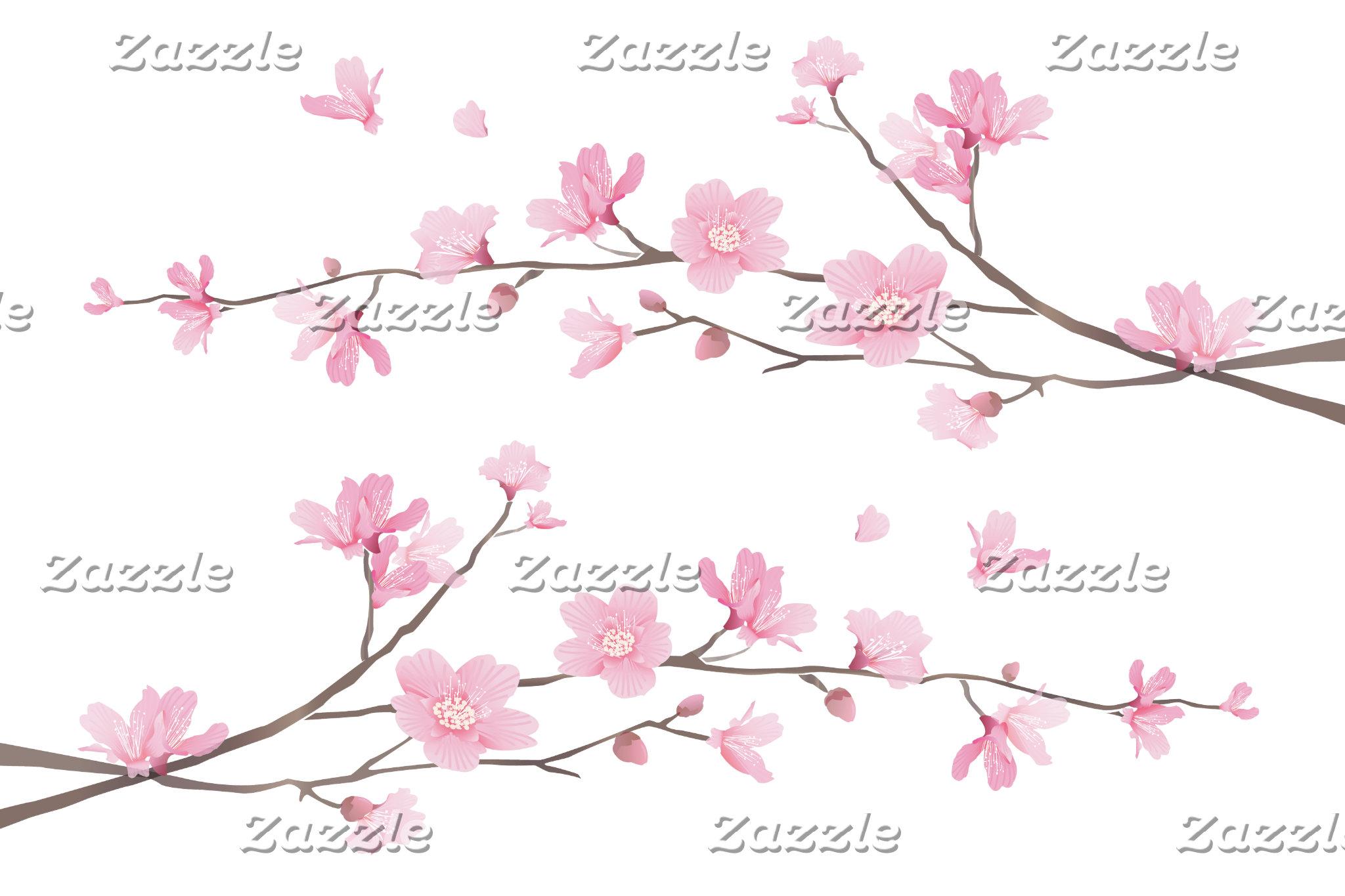 Cherry Blossom - Transparent
