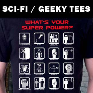 Geeky T-Shirts