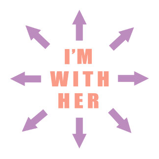 """""""I'm with her"""""""