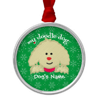 Christmas Goldendoodle