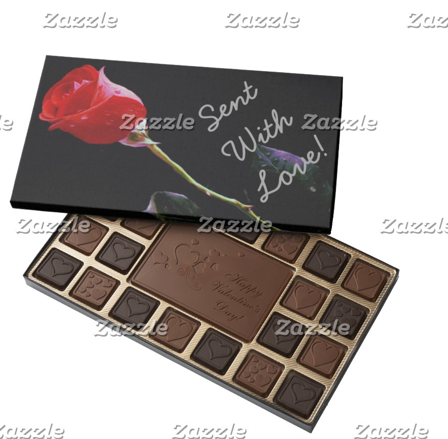 Custom Chocolate Boxes