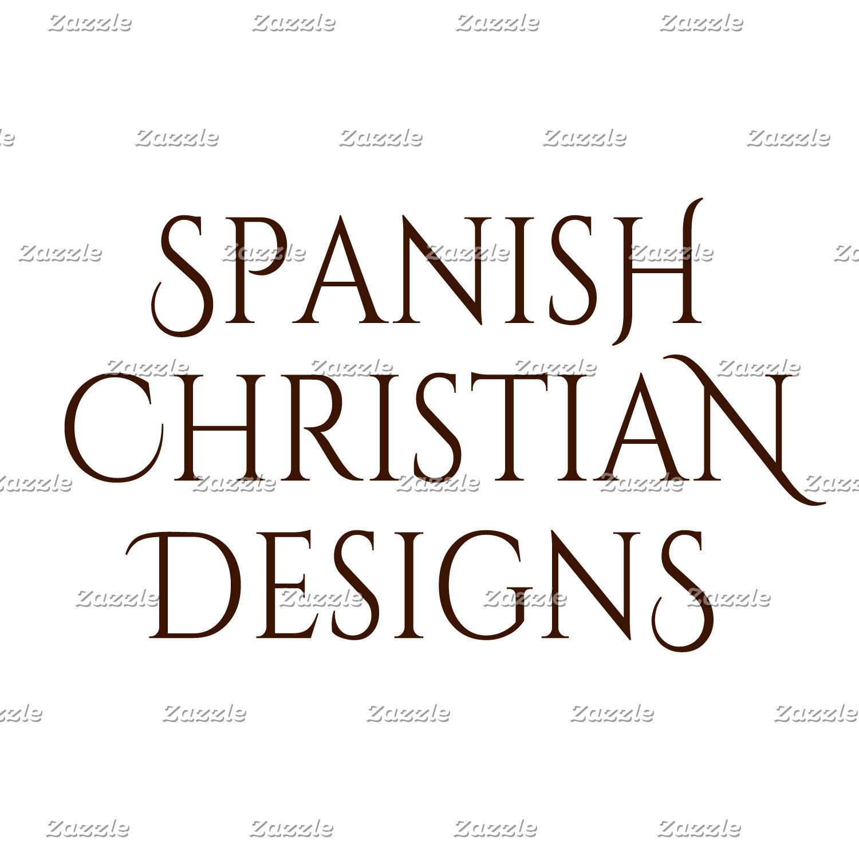 Spanish Christian Designs