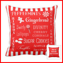 Holiday Candy Decor & Apparel