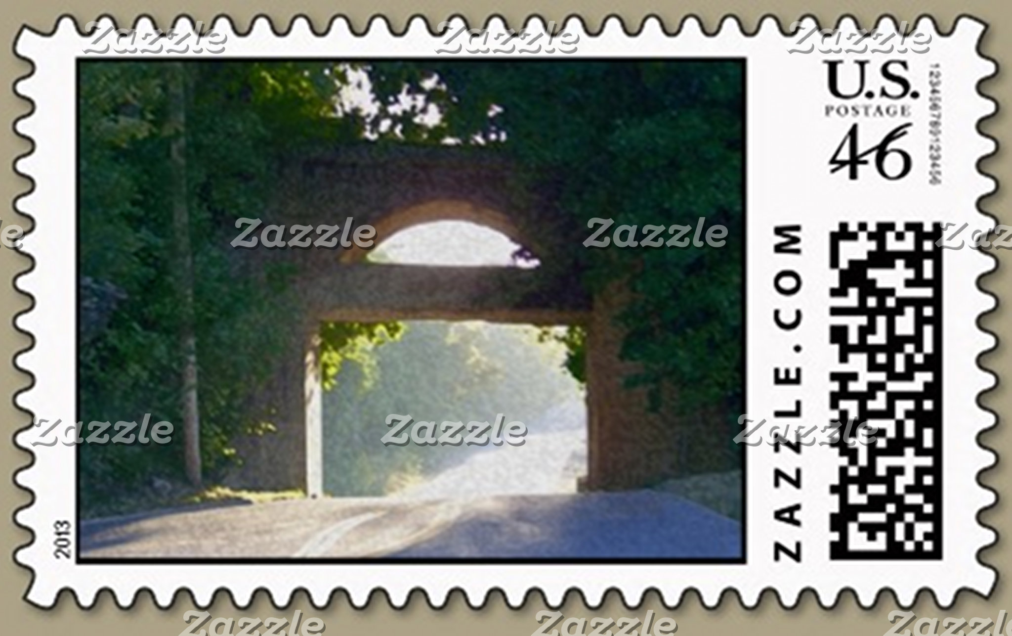 Bridge Postage