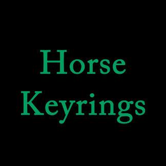 Horse Keyrings