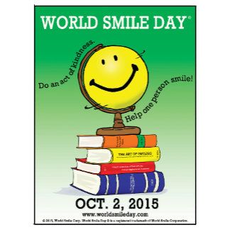 World Smile Day® 2015