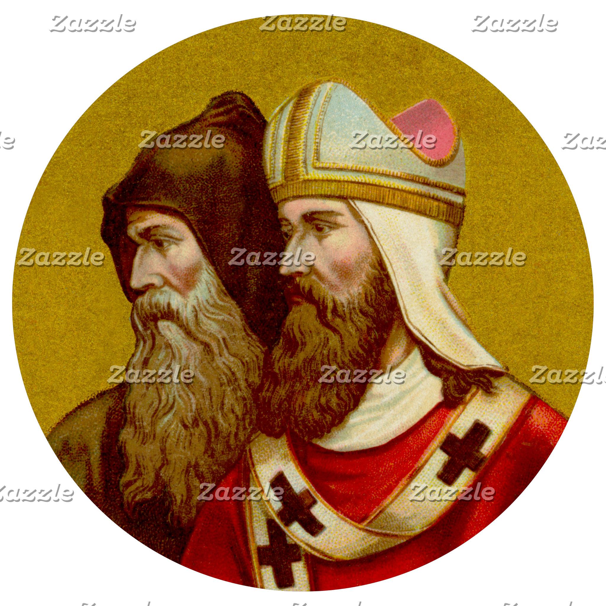 Cyril & Methodius (M 01), Saints