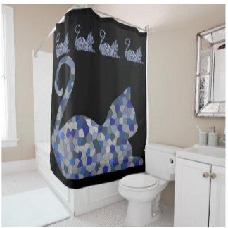CrystalKatz Shower Curtains