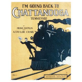 Vintage Song Sheet -3