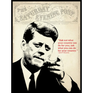 John F. Kennedy Quote