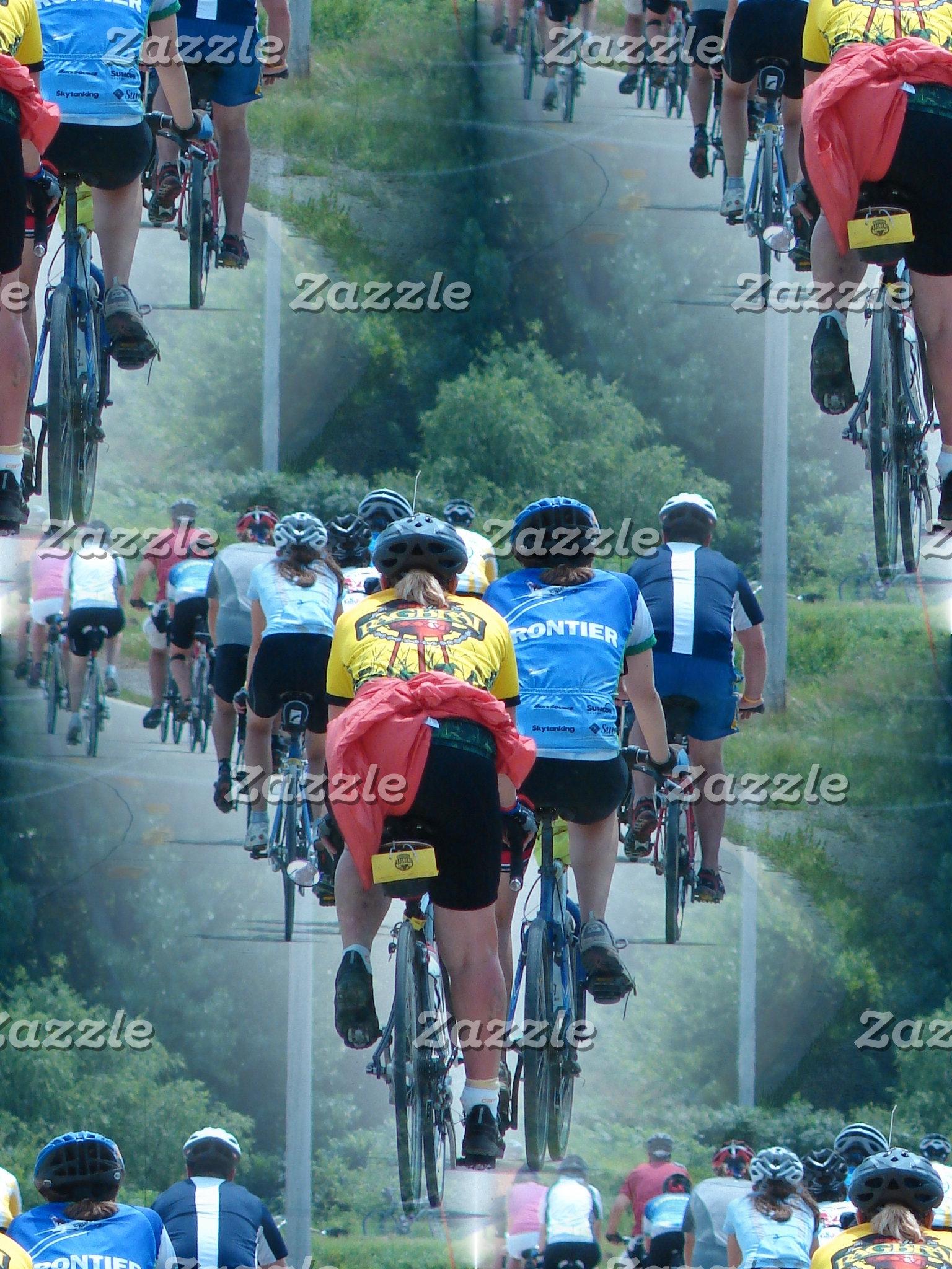 2009 Bike Tour Across Iowa