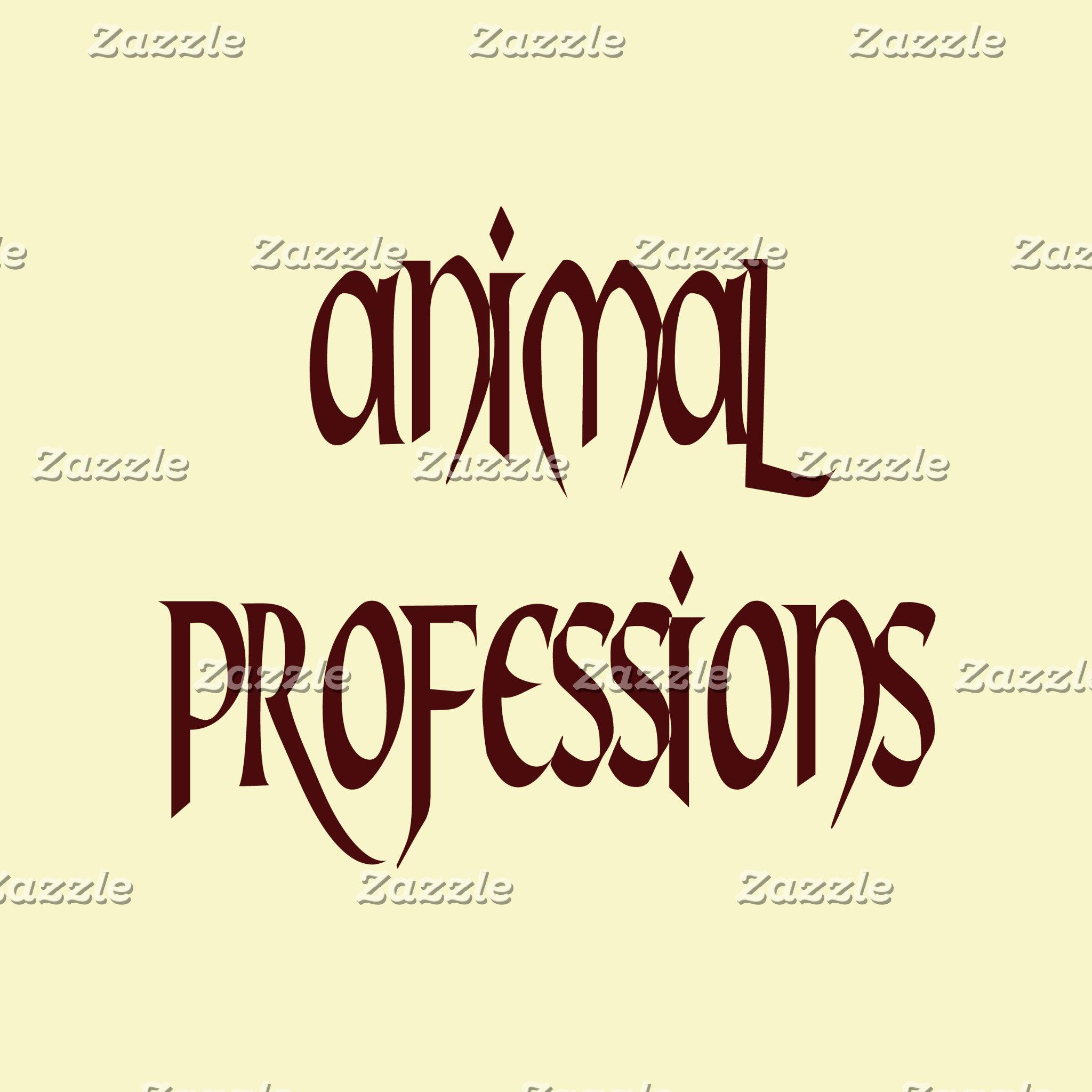 Animal Professions